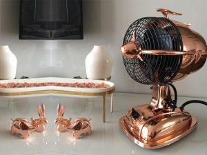 Lá em Casa: atmosfera retrô com o ventilador Urbanjet no verão
