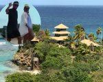 Michelle e Barack e a Mosquito Island, onde o casal curte dias de férias