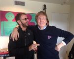 Ringo Starr e Paul McCartney