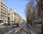 A Avenue Montaigne, em Paris