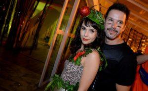 Globais livres, leves e soltos em baile de Carnaval: pode entrar!