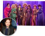 """Cena de """"Divinas Divas"""" e a diretora Leandra Leal: Austin logo mais..."""