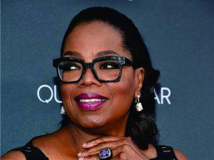Oprah volta à TV aberta dos EUA com salário modesto, porém… milionário!