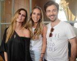 Pietra Bertolazzi,  Stella Jacintho e Alex Seibl