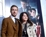 Ryan Gosling com a mãe, Donna Gosling