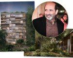 Isay Weinfeld e seu primeiro projeto residencial em NY