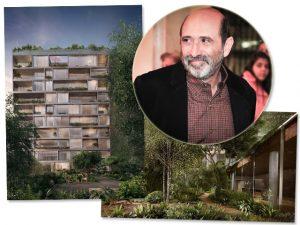 Primeiro projeto residencial de Isay Weinfeld em NY já tem showroom