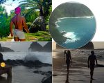 Mert Alas está em Fernando de Noronha,  um clique da ilha, Lea T. e seu mergulho e o fotógrafo com a amiga Ceyda Balaban