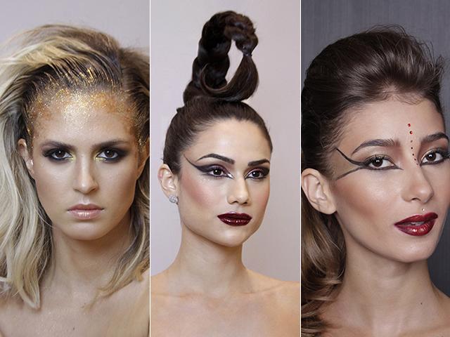Prepare a make e o cabelo com ajuda dos profissionais do Studio W || Créditos: Divulgação