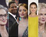Meryl, Denzel, Emma, Natalie e Nicole: os mais ricos do Oscar 2017