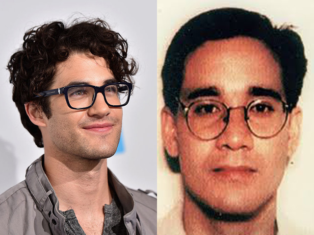 O ator Darren Criss vai interpretar o assassino Andrew Cunanan