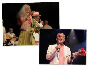 Verde e Rosa! Maria Bethânia, Chico Buarque e mais no show da Mangueira