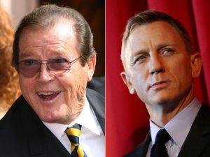 Daniel Craig só perde para Roger Moore quando o assunto é 007. Entenda!