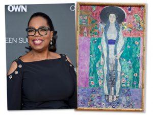 Oprah Winfrey está por trás da maior transação do mundo das artes de 2016