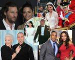 Como foi o grande dia desses famosos