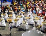 Cortejo Afro, em Salvador