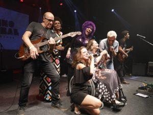 De Alinne Moraes a Bebel Gilberto em show-homenagem a Cazuza no Rio