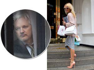 Pamela Anderson e Julian Assange estão cada vez mais próximos. Aos detalhes!