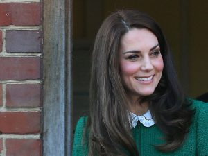 O segredo da pele boa de Kate Middleton? Nutella e veneno de abelha. Ah, vá…