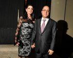 Claudia Cozer e Roberto Kalil Filho