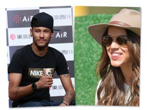 Neymar e Cristiano Ronaldo, que fazem aniversário neste domingo, são só love…