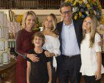 Isabella Suplicy, Max, Graziella, Felipe, Francesca Simonsen
