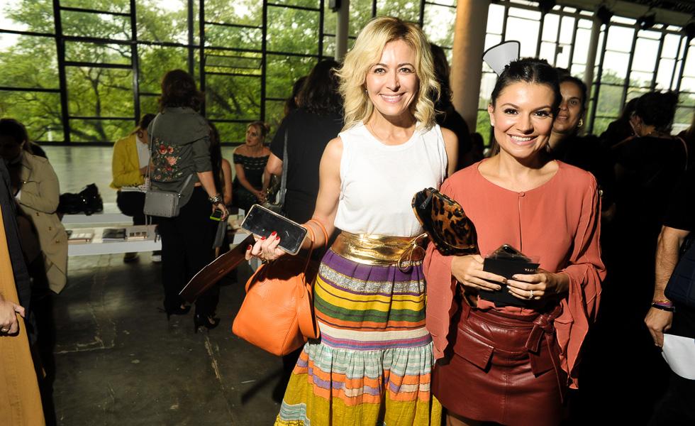 Cris Tamer e Sophia Alckmin