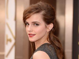 Falta pouco para Emma Watson se tornar a mais bem paga de Hollywood