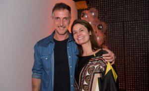 Felipe Morozini e Motorola juntos num happy hour dos mais animados…