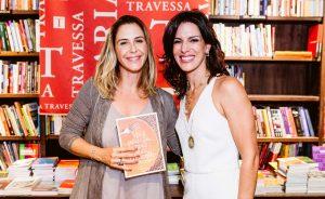 De Guilhermina Guinle a Lenny Niemeyer em lançamento de livro no Rio