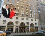 Ivanka e Jared, e o prédio onde fica o apartamento deles