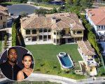 A mansão de Kim e Kanye em Hidden Hills