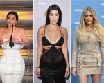 Kim, Kourtney e Khloé Kardashian