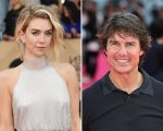 Vanessa Kirby e Tom Cruise