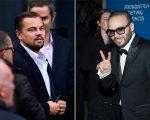 Leonardo DiCaprio e Richie Akiva