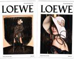 Gisele para a Loewe