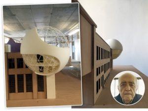 Um dos últimos projetos de Oscar Niemeyer sairá do papel na Alemanha