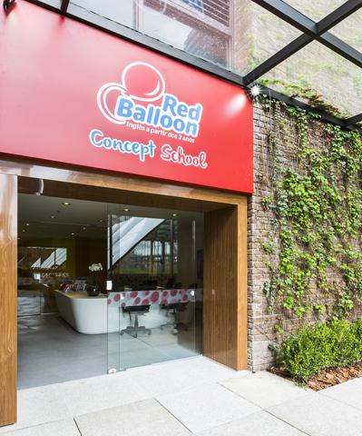 Nota Red Ballooon Concept School4