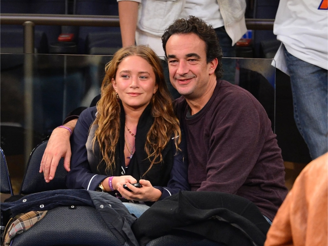 Mary-Kate Olsen e Olivier Sarkozy || Créditos: Getty Images