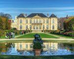 O Musée Rodin, em Paris