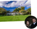 Lasata, no East Hampton, e o casal Roman Abramovich e Dasha Zhukova