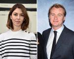 Sofia Coppola e Christopher Nolan