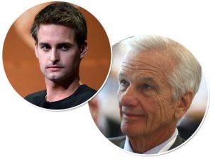 Até Jorge Paulo Lemann e NBC lucraram alto com o IPO do Snapchat
