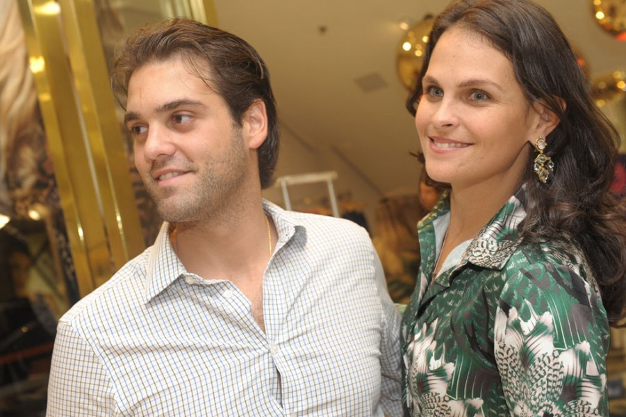 Luciana Faria Nascimento Belli e Gabriel Belli: grávidos!