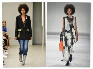 1ª negra a vencer concurso da Ford Models sofreu em Paris por ser magra demais