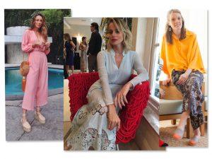 Glamurettes cariocas desapegam de peças poderosas em venda especial