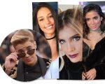 Justin Bieber, Marina Pumar, Luciana Chamone e Anitta