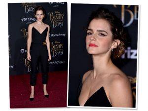 Emma Watson leva essência de Bela com modernidade para o red carpet