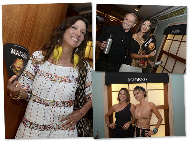 Restaurante Madero foi ponto de encontro dos convidados do Camarote A Festa