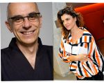 Mário Manga e Mariana Aydar cantam juntos neste final de semana